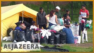 🇨🇴 Colombia dismantles first tent camp for Venezuelan migrants l Al Jazeera English - ALJAZEERAENGLISH