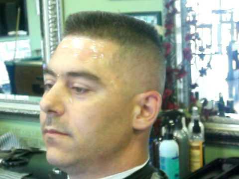 Flat Top Fade Haircut Part