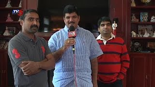 US Fund Raising Event | Collected $25,000 For Rebuilding Vizag : TV5 News - TV5NEWSCHANNEL