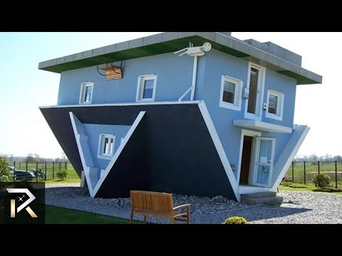 10 Unbelievable Houses You Need To See To Believe