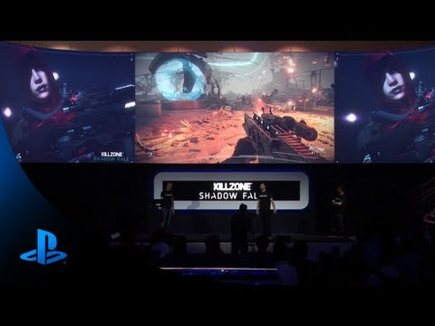 PlayStation E3 2013 Day 2 Live Coverage - Killzone Shadow Fall Demo (PS4)