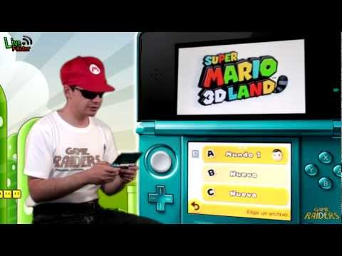 Game Raiders - Episodio 29 - Super Mario 3D Land - www.livefactor.cl