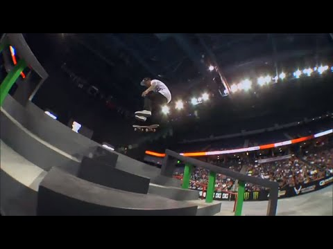Street League 2012: Best Of Chaz Ortiz