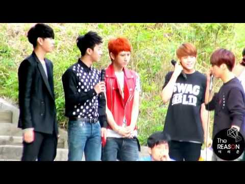 [FANCAM] 110522 BEAST mini fanmeeting - Oasis