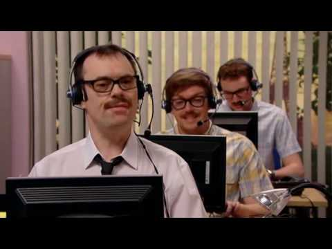 The IT Crowd 4x05 the best scene ever
