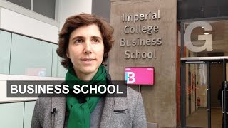 Imperial College launches sustainability degree | Business School - FINANCIALTIMESVIDEOS