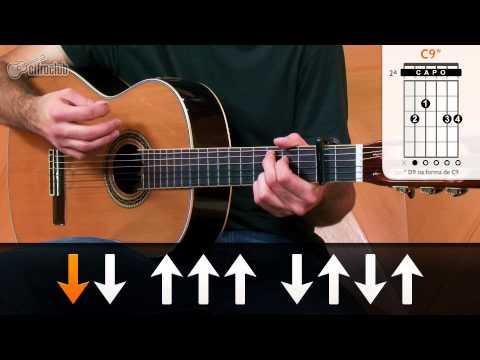 Garotas Não Merecem Chorar - Luan Santana (aula de violão completa)