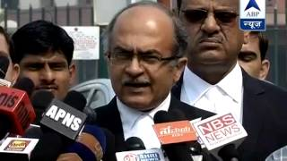 Prashant Bhushan on Delhi govt formation hearing in SC - ABPNEWSTV
