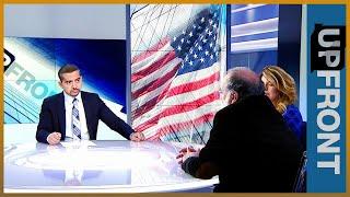 UpFront special: Welcome to the Trump era - ALJAZEERAENGLISH