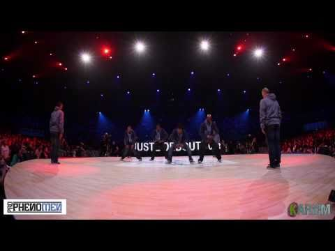 Show Pro Phenomen Juste Debout 2011 by Karism