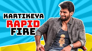 Actor Kartikeya Gummakonda Funny Rapid Fire | Tollywood Celebrities Exclusive Interviews | TFPC - TFPC