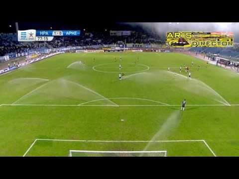 Iraklis vs. Aris 1-0 (Superleague - 2010/2011)