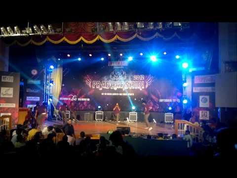 Kamcrewz - Madha Engineering College in KMC Pradharshini 2012 - 1st place