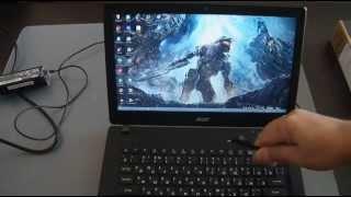 Обзор ноутбука ACER Aspire V3-371-33A4