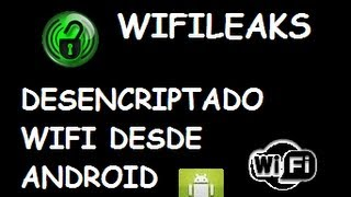 descargar wifileaks para android gratis