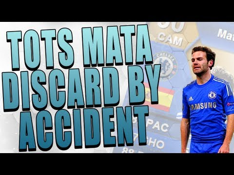 TOTS Mata Discarded by Accident on Live Stream