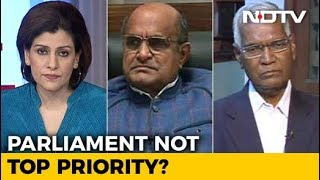 Winter Session: Is Parliament Being Undermined? - NDTV