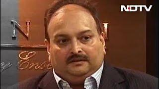 मेहुल चौकसी ने छोड़ी भारत की नागरिकता - NDTVINDIA