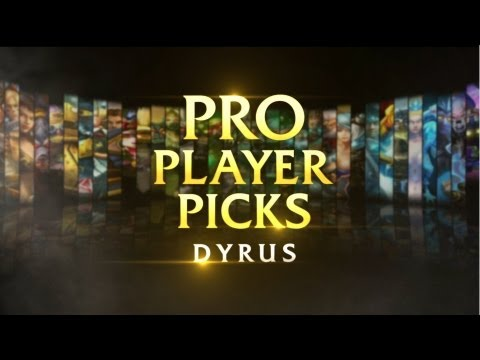 Pro Player Pick: Dyrus Picks Singed