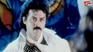 Venkatesh Romance with  Meena || Best Romantic Scene of Tollywood #125 - TELUGUONE