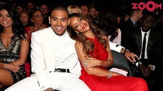 Rihanna Loves All The Attention From Ex-Love Chris Brown & More | Hollywood News - ZOOMDEKHO