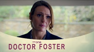 Gemma and Simon come face to face - Doctor Foster: Series 2 Episode 1 - BBC One - BBC