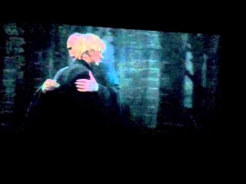 Voldemort laugh and awkward hug