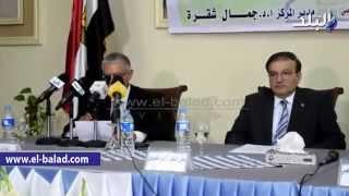 بالفيديو والصور..مظلوميان:'مصر جمايلها مغرقة الأرمن'..وإسمها محفور في قلوبنا..ونتمنى إعترافها بالإبادة