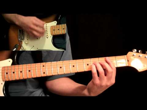 Pink Floyd - Comfortably Numb Close-Up Performance by Carl Brown