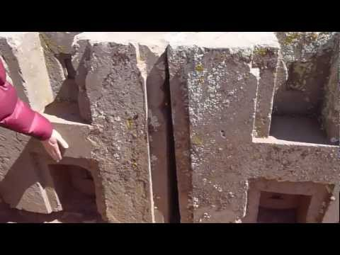 Tiwanaku, Puma Punku, and La Paz, Bolivia (episode 1 of 6)