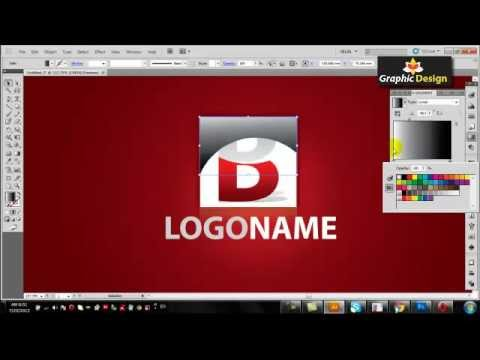 Basic Logo Design Beginners Guide Adobe Illustrator tutorials