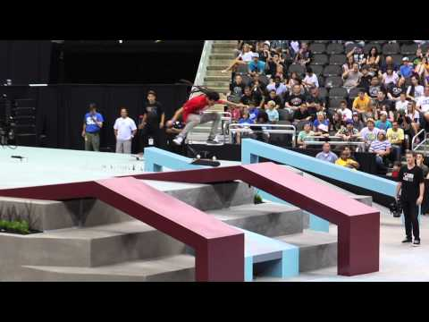 Street League Kansas City Quick Clip w/ Nyjah Huston