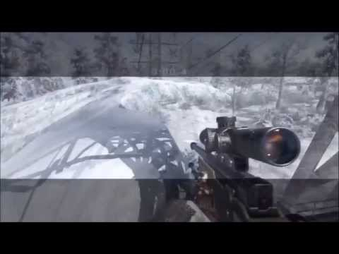 COD MW3/GHOSTS/BO2 TRICKSHOT MONTAGE! SEXY SHOTS PERFORMED BY LinzY TheYTber! #3CE