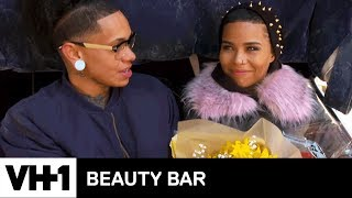 Shawna & Vee's Intense Second Date | VH1 Beauty Bar - VH1