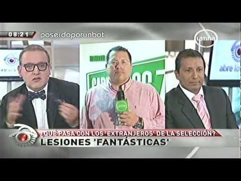 """Phillip Butters en Abre los Ojos - Lesiones """"Fantasticas"""" (1) 720p"""