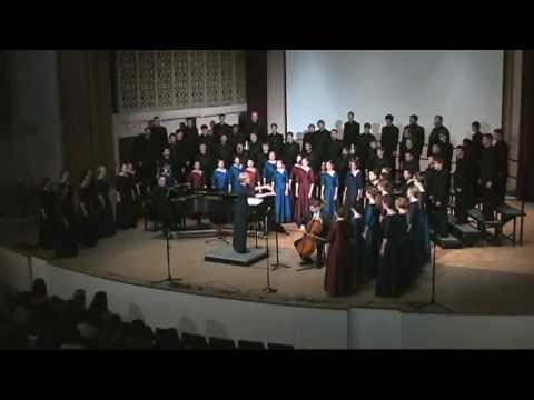 "Chapel Choir - ""The Gate of Heaven"""