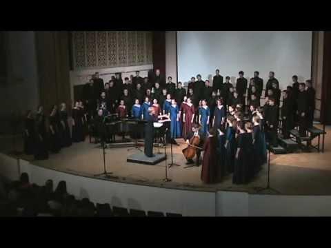 "Chapel Choir - ""The Gate of Heaven"""