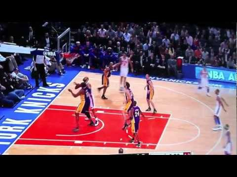 [HD] Watch All of Jeremy Lin's 38 Points vs Lakers Feb 10, 2012 FULL HIGHLIGHTS (7 Minutes)