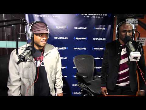 Wayne Brady Freestyles over the 5 Fingers of Death