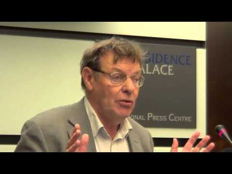 Debating Economic Governance with the European Commission: John Grahl