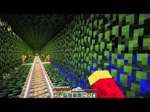 Kwadratowa Masakra - MinecraftBlow na serwerze