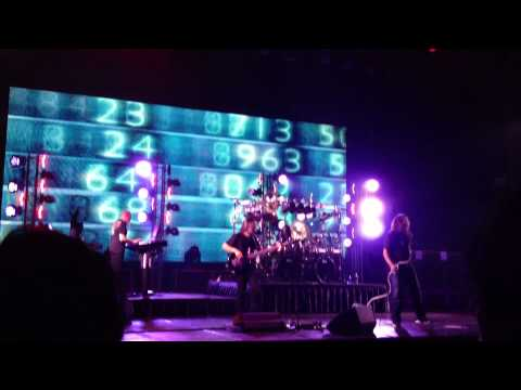 Dream Theater - On the Backs of Angels (partial) (Singapore 2 May 2012)
