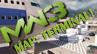 MODERN WARFARE 3: TERMINAL MAP RELEASING AS DLC