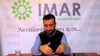 Yasin KARATAŞ-Riyâzu's-Sâlihîn I 2/3 (İmar Gençlik Merkezi)