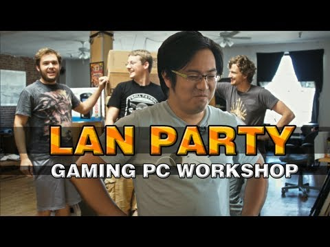 LAN Party - Building the Ultimate Gaming PC