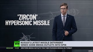 MSM up in arms over Russia's new hypersonic missile - RUSSIATODAY