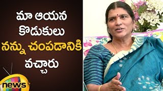 Lakshmi Parvathi Sensational Comments On NTR Sons | Lakshmi Parvathi Interview | Mango News - MANGONEWS