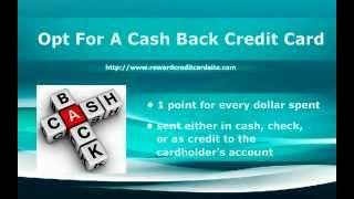 Watch Video Best Credit Card Offers - How to Make Reward Credit Cards Rewarding