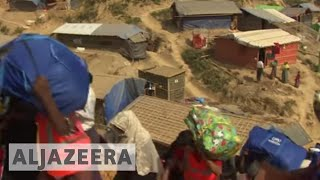 UN official: Rohingya camps at risk of deterioration - ALJAZEERAENGLISH