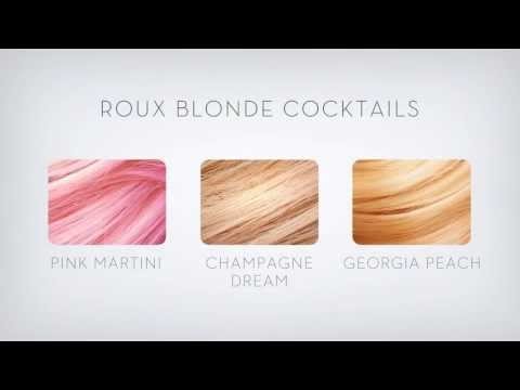 Roux Color Refresh Mask Blonde Hair Color Cocktails